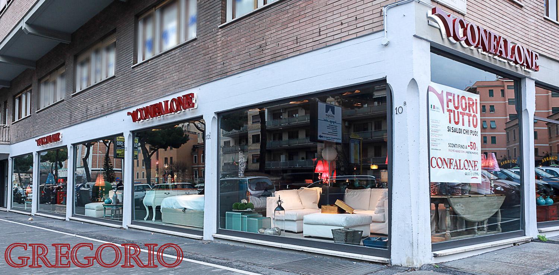 negozi Archivi - Architettura e design a Roma