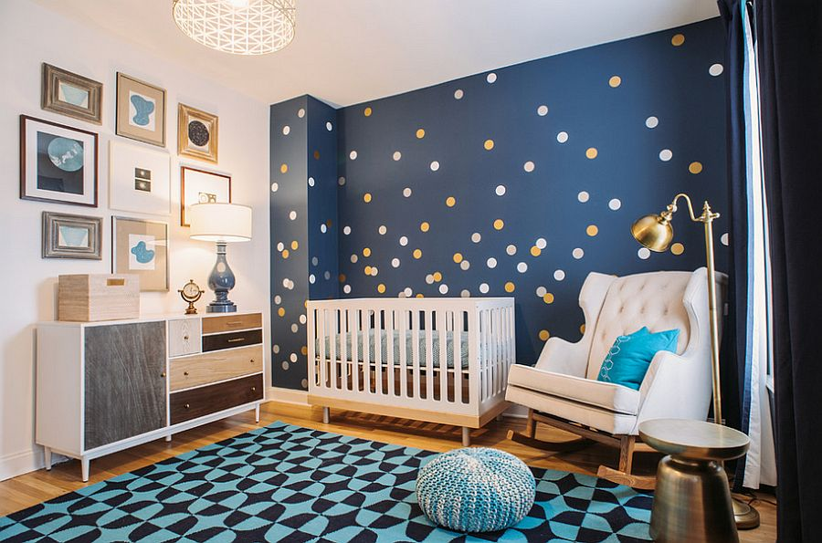 Trendy-nursery-design-inspired-by-the-night-sky