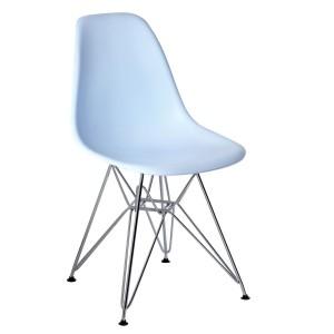 .amazon 2 sedie azzurre di di LO+DEMODA