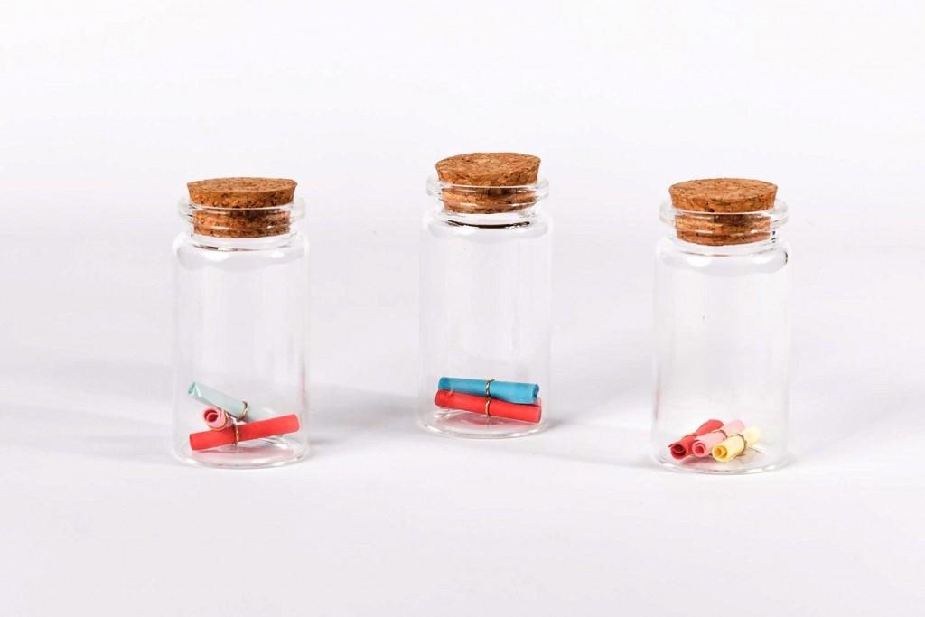 Tante idee da realizzare con i barattoli di vetro anche for Ikea contenitori vetro