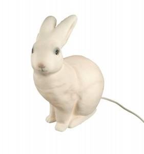 .amazon coniglio design molto realista la lampada a forma di coniglio di heiko
