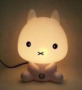 .amazon coniglio lampada di DAYAN