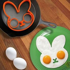 .amazon coniglio piatto stampo per uovo a forma di coniglio