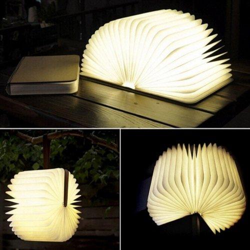 .amazon lampada libro