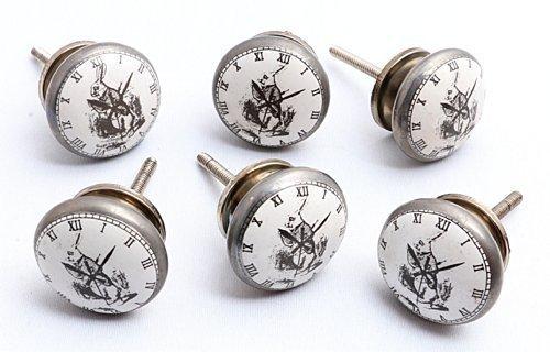 .amazon pomelli alice nel paese delle peraviglie con orologio e bianconiglio