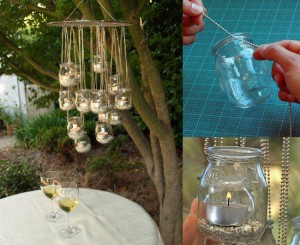 candele Barattoli-vetro-per-illuminare-