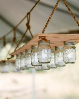 candele porta -lampadario