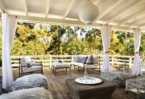copertura arredamento-del-giardino