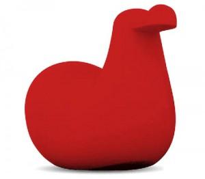 design Magis dodo sedia è una sedia a dondolo moderna per i bambini disegno di Oiva Toikka
