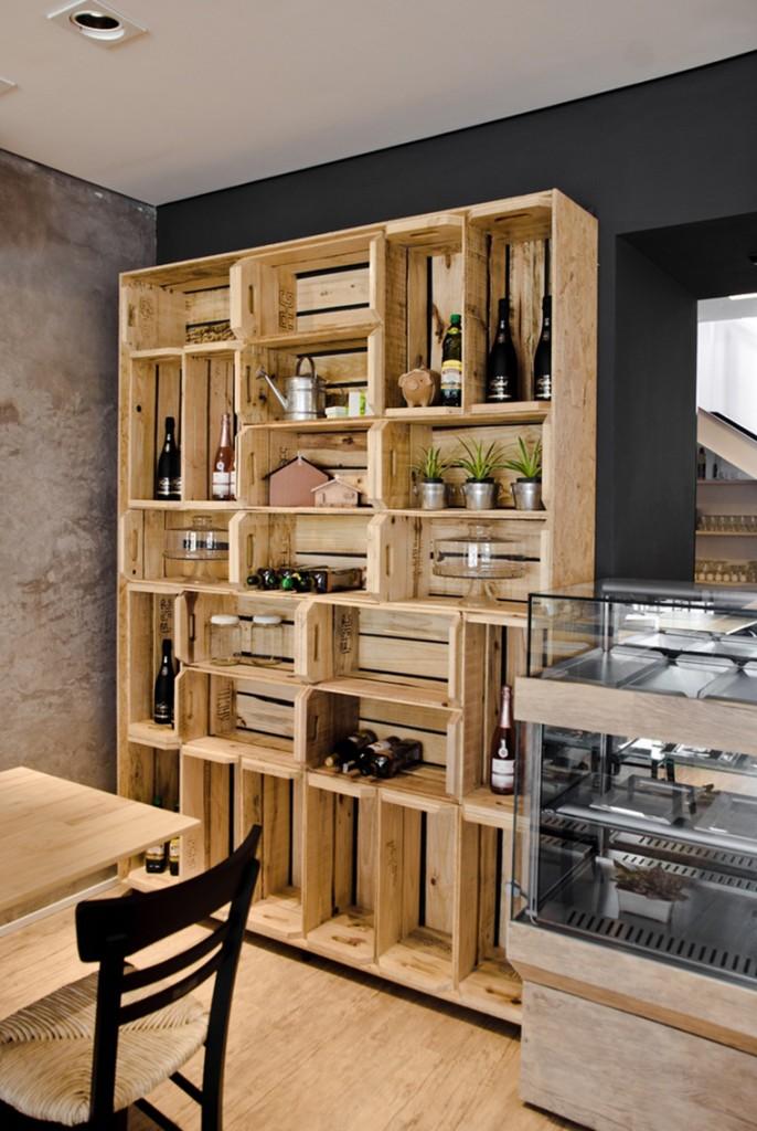 Cassette della frutta design! - Architettura e design a Roma