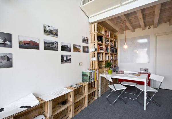 parete attrezzata studioWOK-wow-webmagazine
