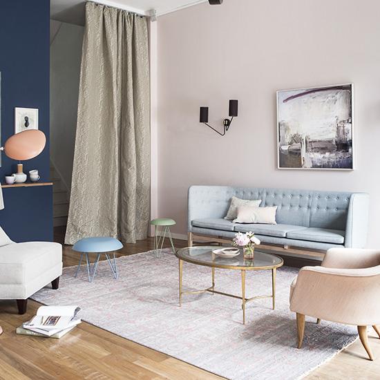 rivoluzione rose-quartz-serenity-living-room