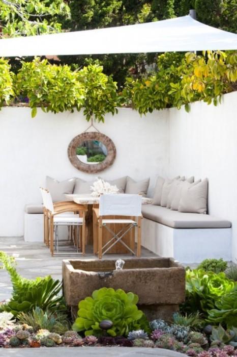 6 consigli per arredare il terrazzo e il giardino come un salotto ... - Come Abbellire Il Giardino Di Casa