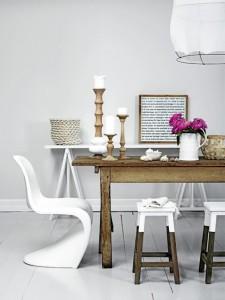 sedie e sgabelli bianco