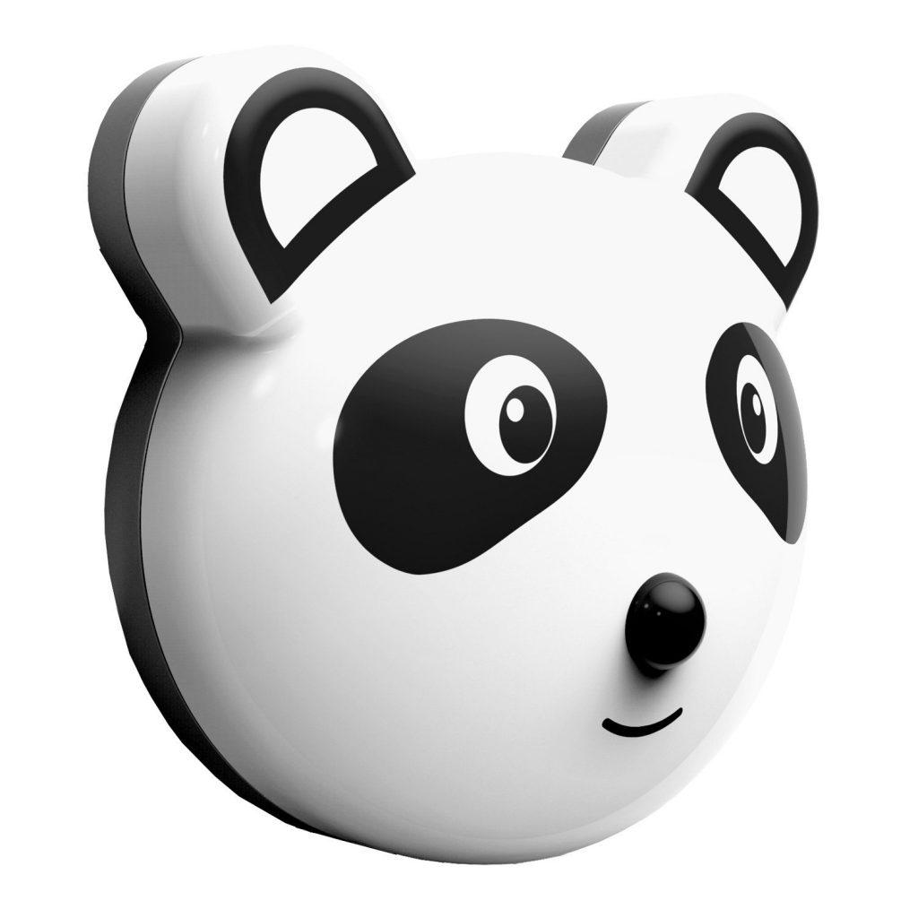 .amazon Mr Panda Luce Notturna LED con Sensore di Movimento Senza Fili per Bambini