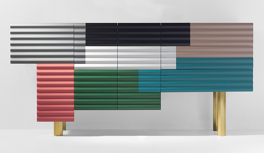 design Herman Miller commissioned Stockholm photographer and stylist Carl Kleiner to create a series of compositions that deliver a fresh take on the company's material and tonal palettes.