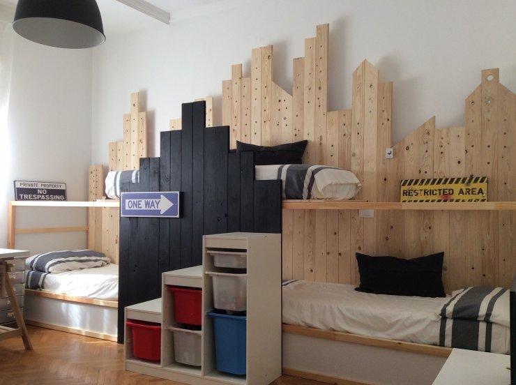 Scaffali Ikea Per Bambini : Trasformiamoci in hacker di ikea per realizzare una cameretta da