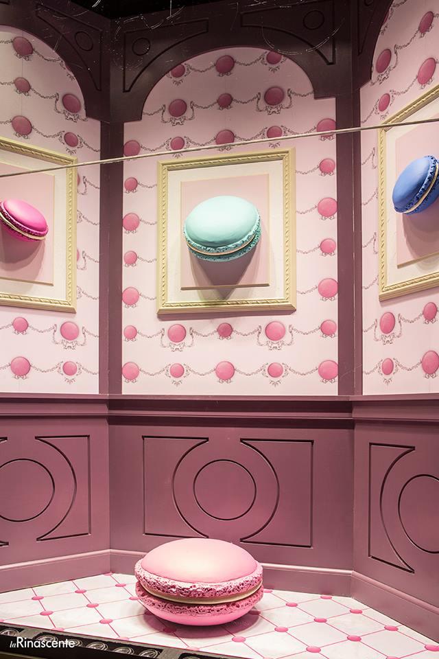 parete quando il food diventa fashion vetrina alla rinascente di milano