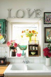 stanze cucina love