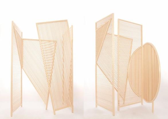 8 modi per usare un paravento o separ architettura e - Ikea porta di roma telefono 06 ...