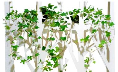 VERDE design verde paravento bjork sistema modulare porta vaso di system design studio