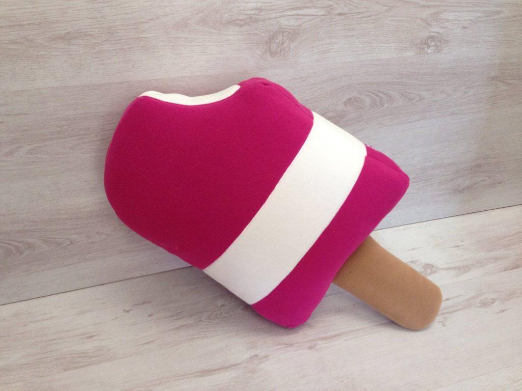 .amazon cuscino gelato ghiacciolo di di Fimo's Bakery mi fa pensare al mio amato fiordilatte
