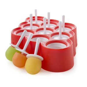.amazon stampo ghiaccioli MINI POP MOLDS Stampo per 9 Ghiaccioli Mini di zoku