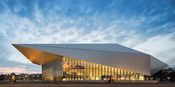 arch Losanna-Swiss-Tech progettato dallo studio richter dahl rocha associès architectes lapensilina è opera di È opera di Catherine Bolle e Michael Gratzer