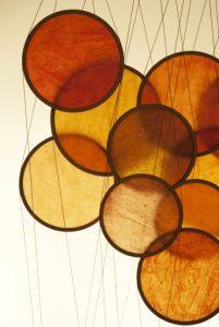 design Melanin può essere elemento ombreggiante su una finestra o vetrata,accattivante elemento divisorio. di sebastiano tonelli