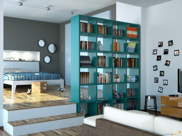 fisso divisorio attrezzato libreria-separare-ambienti (1)