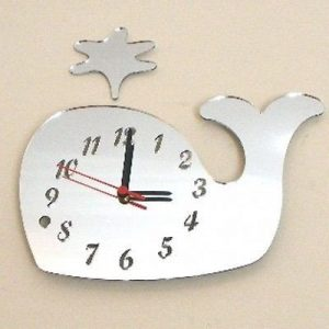.amazon orologio specchio misure