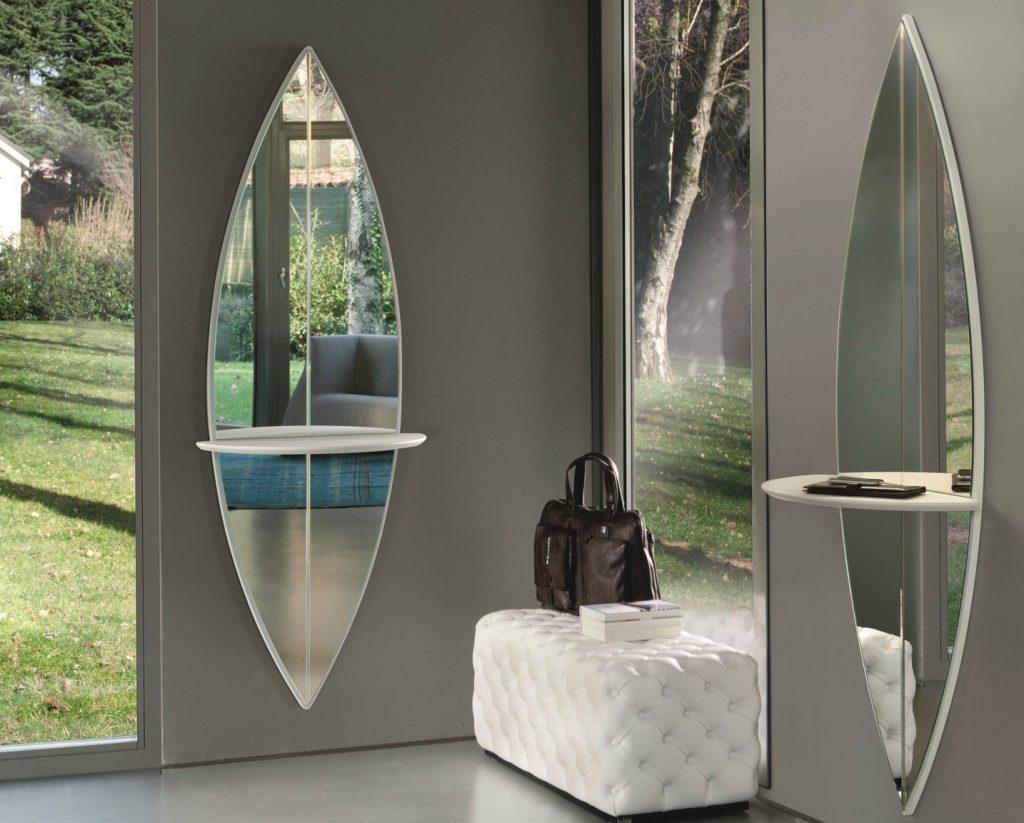arr si chiama proprio surf lo specchio con mensola di Porada