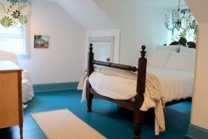 dipingere parquet paintend-floor