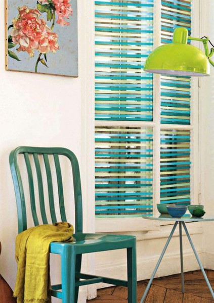 idea finestra washi-tape-blinds