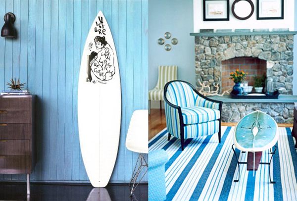 idea surf-living-room-decor