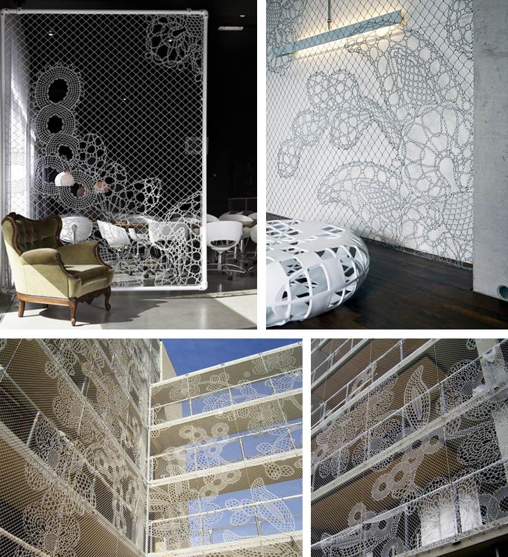 immagine architettura giovane azienda olandese chiamato Demakersavan e vengono prodotti in Banglador India