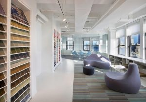 moquette milliken ny city showroom