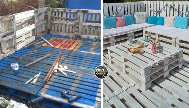 Idee pavimenti best awesome pavimenti terrazzo esterno for Guaina liquida trasparente mapei