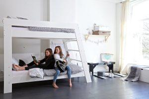 10 soluzioni per una cameretta doppia architettura e design a roma. Black Bedroom Furniture Sets. Home Design Ideas