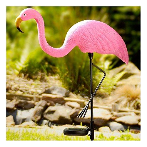 .amazon Luce solare Flamingo 36 X 8 X 81 cm