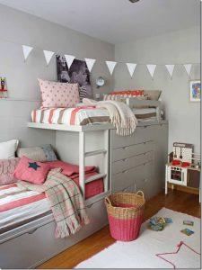 sflzato con letto a soppalco per guadagnare spazio armadio (3)
