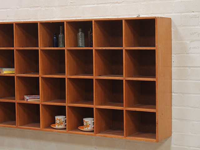 accessori www.scaramangashop.co.uk School igeon hole storage unit