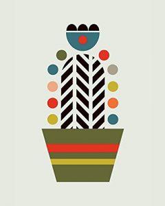 amazon-haus-little-design-motivo-cactus-40-x-50-cm-tela-stampe-multicolore