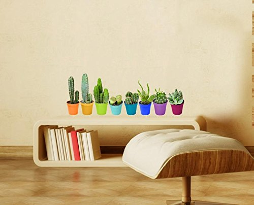 amazon-wall-stickers-adesivi-murali-cactus-piante-grass