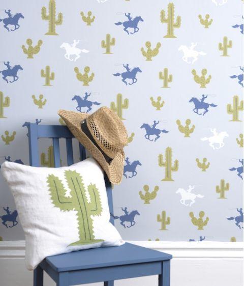 carta-da-parati-cactus-cowboy-da-baby-bottega-com-2