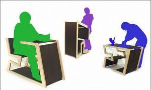 design banco Ecobank di Marius Goetze tavolo, banco e leggio per presentare i propri lavori2 (2)