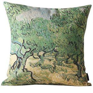 amazon-i-cuscini-decorativi-di-iuta-cover-van-gogh-albero-di-ulivo-4318-cm