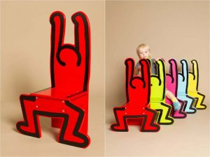 amazon-vilac-keith-haring-chair