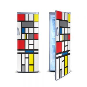 amazon-mondrian-stickers-di-inyl-revolution-fridgewrap-adesivo-per-frigorifero