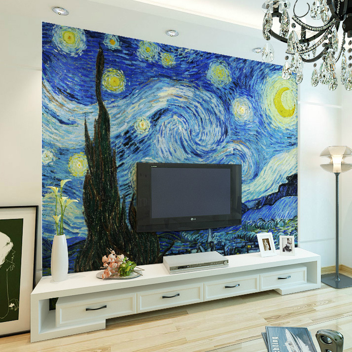 L 39 arte che ispira il design architettura e design a roma - Ikea carta parati ...